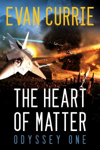 The Heart of Matter - Odyssey One: Book 2