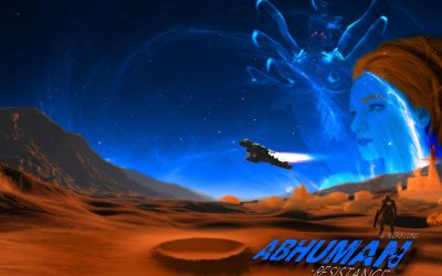 Abhuman – Resistance Cover