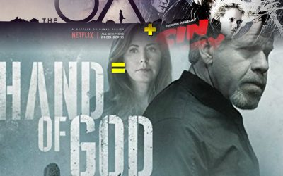 Hand of God – Frank Miller meets The OA