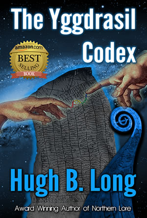 New cover for The Yggdrasil Codex